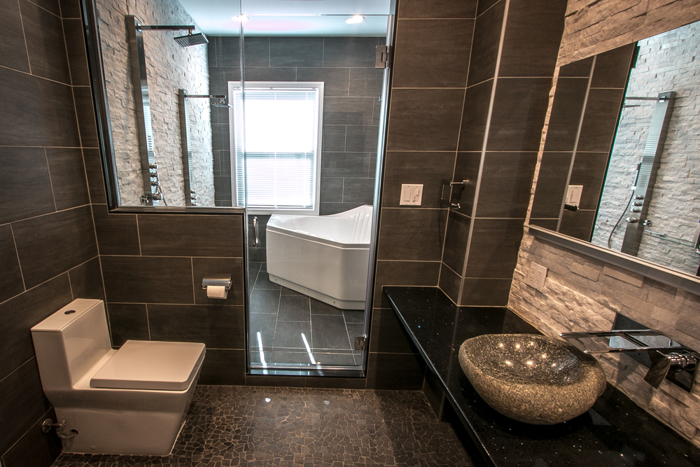 Marble Hill Bronx NY A Touch Of Modern - Bathroom remodeling bronx ny