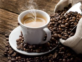 Some studies have suggested that drinking three or four cups of coffee a day may reduce the risk of liver, mouth and throatcancer.