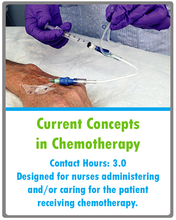 Chemotherapy Continuing Education