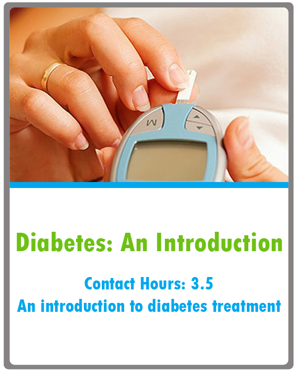 Diabetes Continuing Education