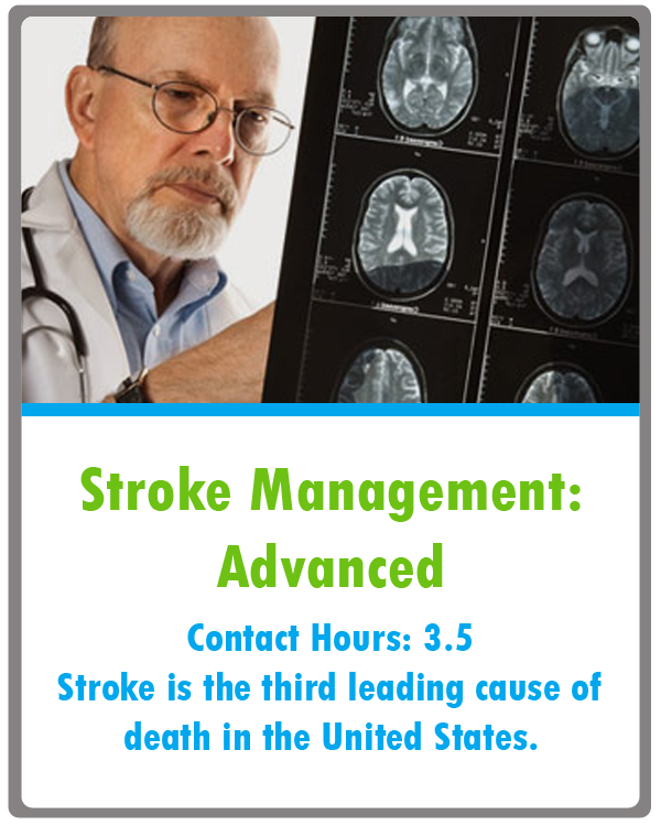 Stroke Management Continuing Education