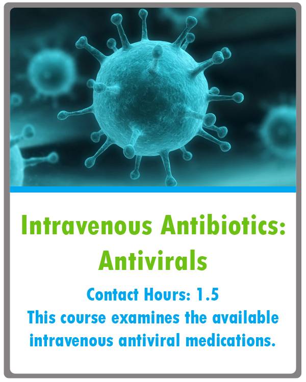 Antivirals Continuing Education