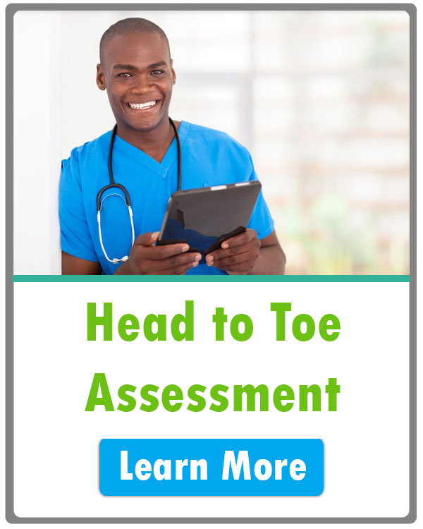 nursing head to toe assessment