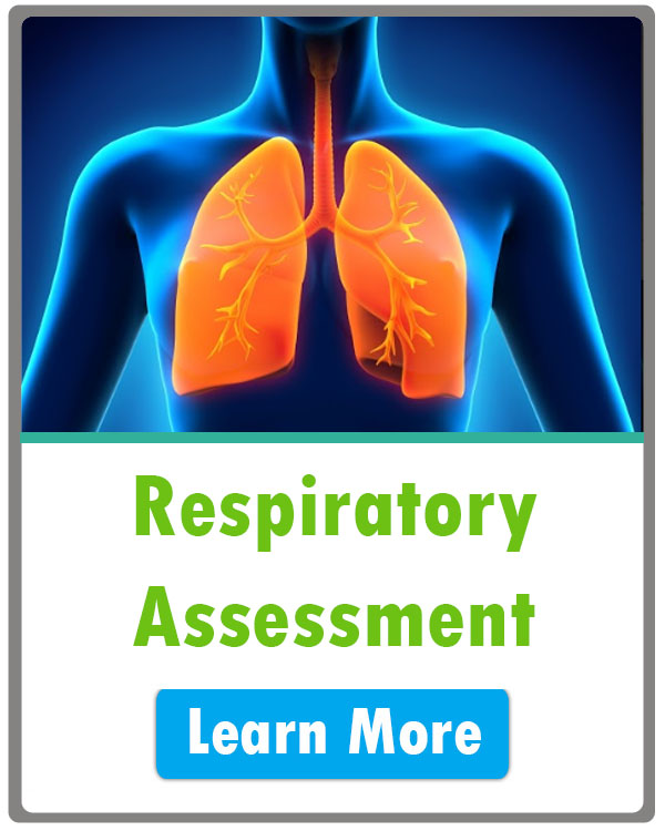 nursing respiratory assessment