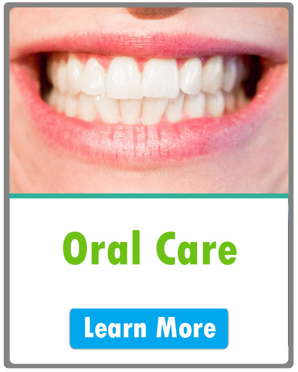 how to perform oral care