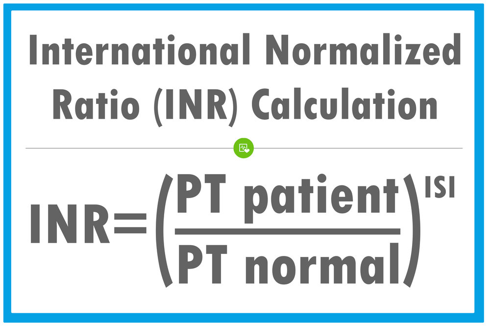The ISI stands for the International Sensitivity Index and depends on the thromboplastic reagent that is used.