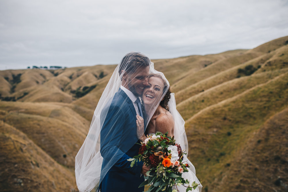 Ohariu Farm Wedding