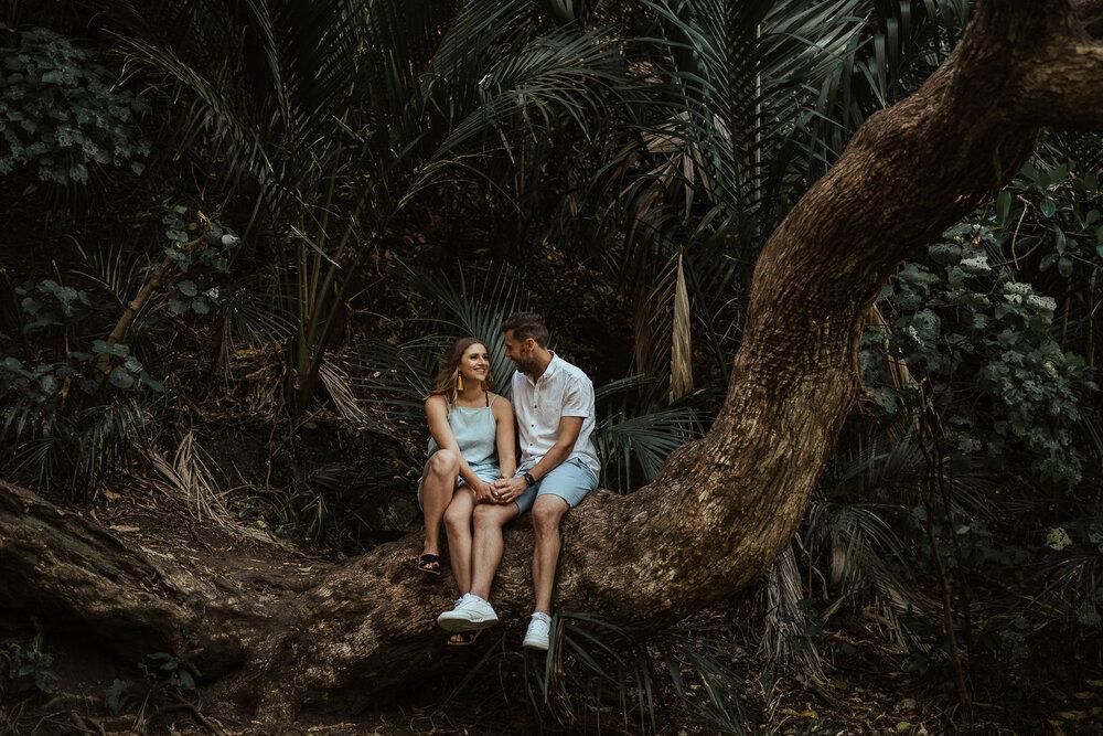 Engagement photoshoot Auckland