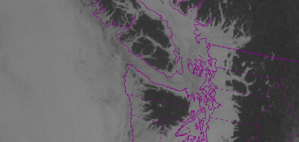 UW Visible Satellite Imagery