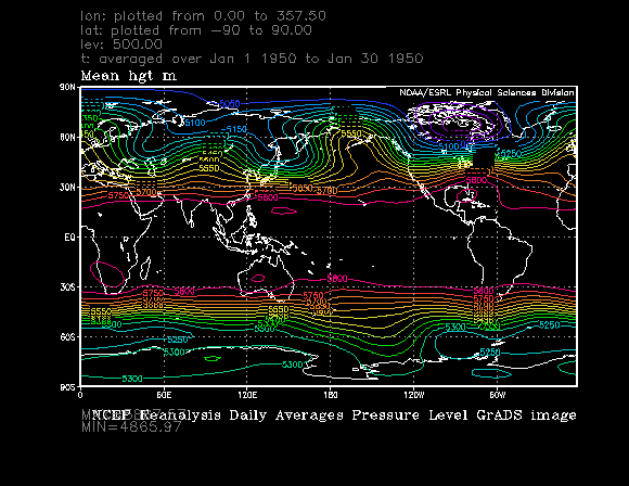 January 1950 avg 500mb level.png