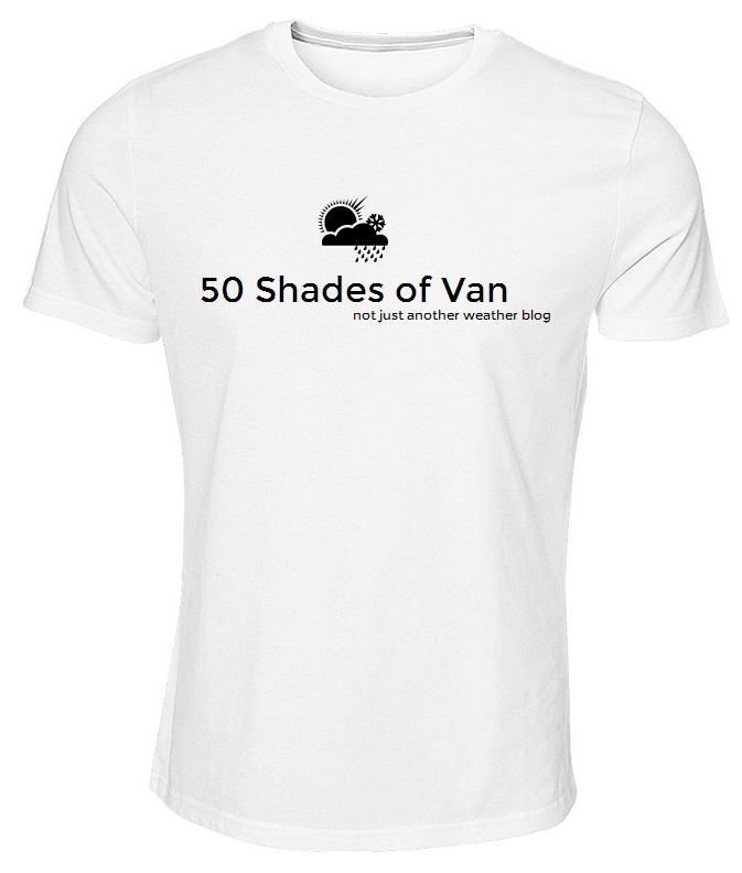 It's snow joke, to celebrate 5 months of 50 Shades of Van, one lucky winner will be the proud new owner of a newly designed t-shirt