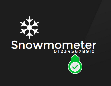 Current guidance and potential indicates a snowmometer ranking of between 5-6 for portions of the South Coast and Lower Mainland