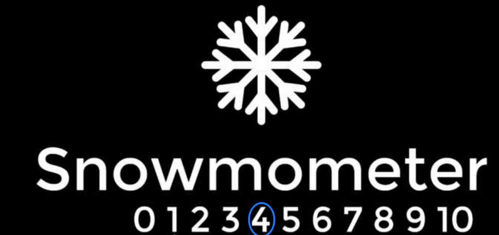 Current Snowmometer ranking: see below for more information on numbers
