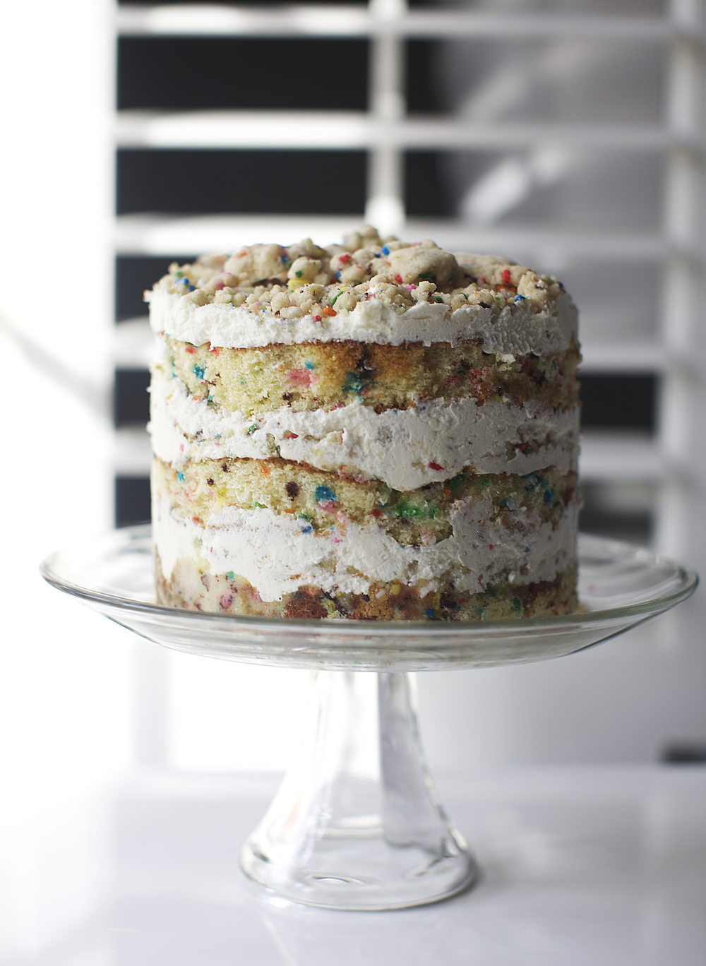 Momofuku Birthday Layer Cake Glazed Confused
