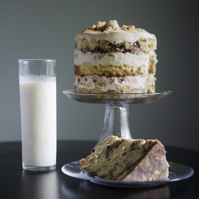 Half-Baked Cake
