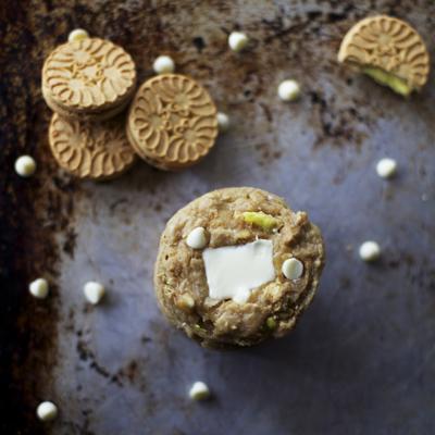 Lemon Cookies & Cream Cookies