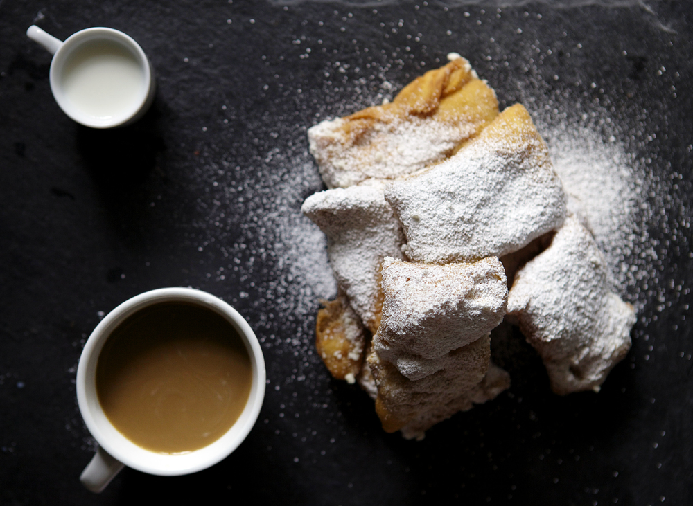 New Orleans Beignets and Cafe Au Lait // Glazed & Confused