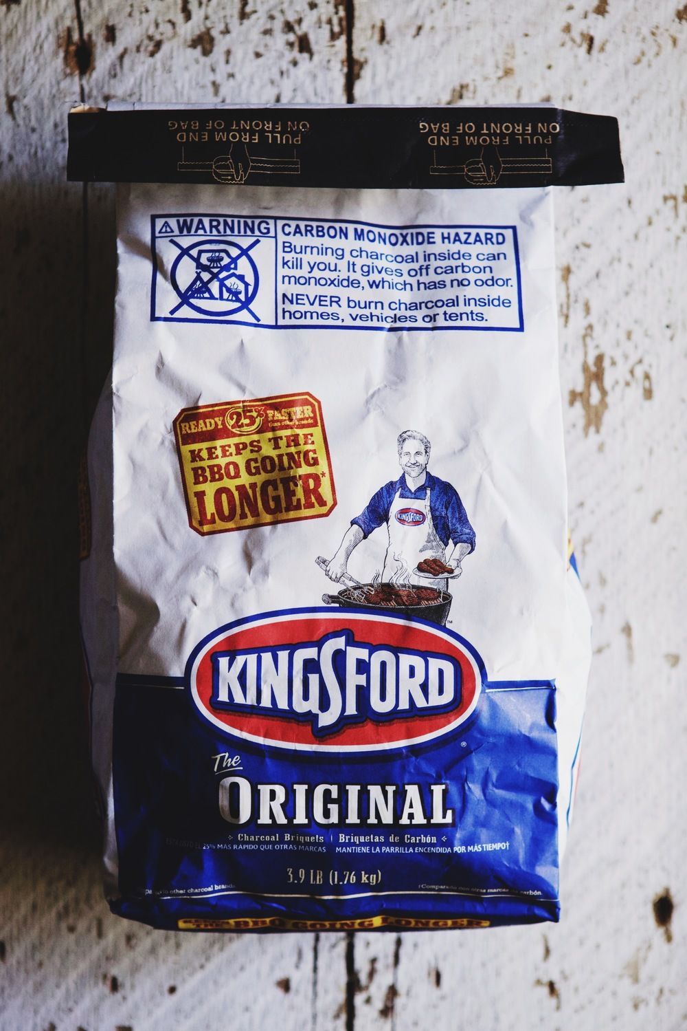 grilled bananas foster sundaes with kingsford charcoal