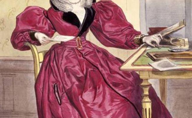 Détail de la lithographie  Midi  extraite de la série  Les Heures du jour  de Deveria, 1829, Musée Carnavalet .