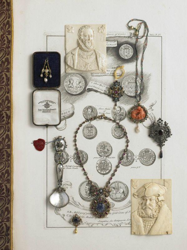 Photo d' Anita Calero  pour le livre  Jewelry  de  Federico de Vera