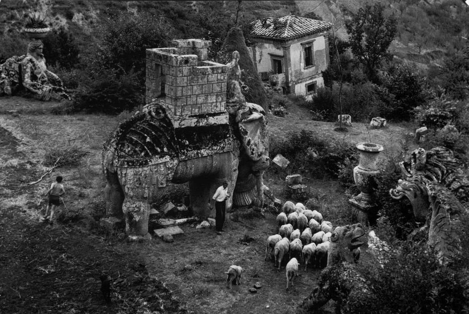 Herbert List, 1952, Magnum