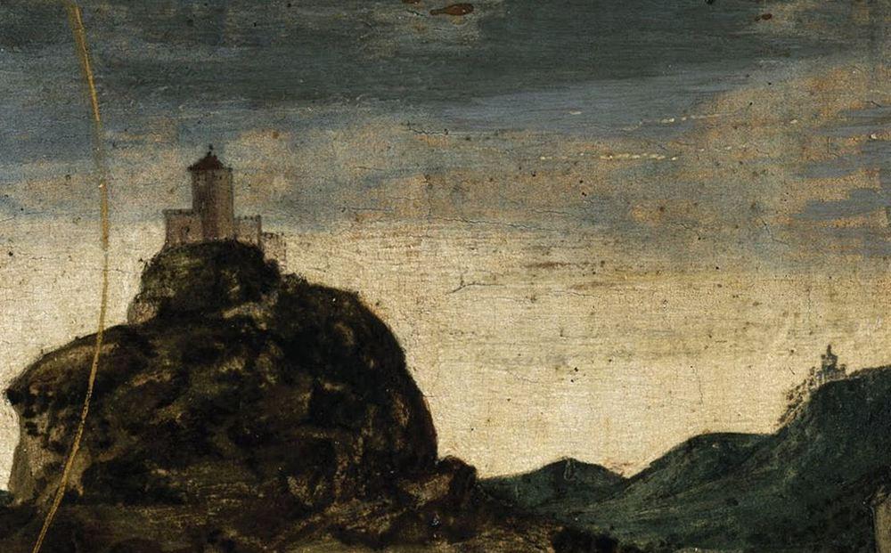 Giovanni Bellini. Vierge à l'enfant. Gemäldegalerie. Berlin