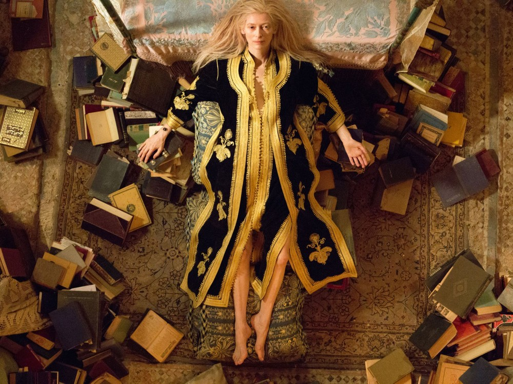 Tilda Swinton dans  Only Lovers Left Alive  de Jim Jarmusch.