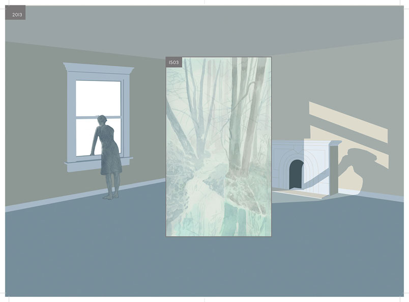 Richard McGuire,  Here , Random House,