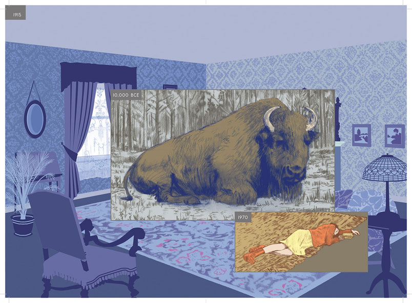 Richard McGuire, Here, Random House,