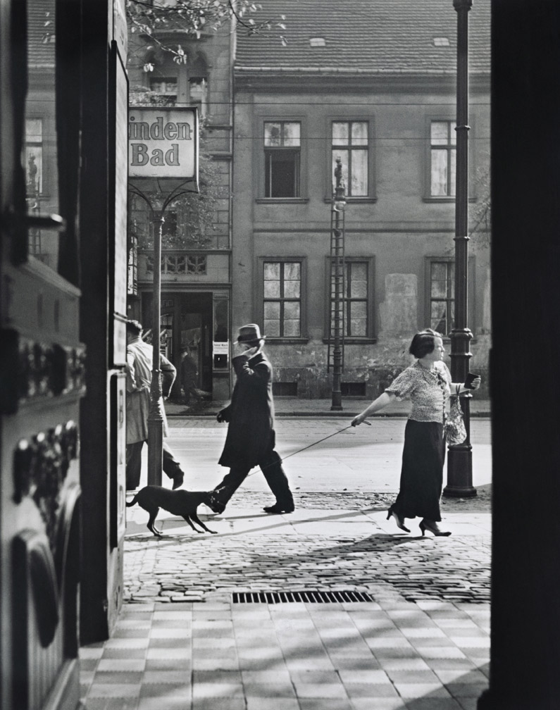 Berlin, vers 1929 ..Mara Vishniac Kohn, courtesy International Center of Photography