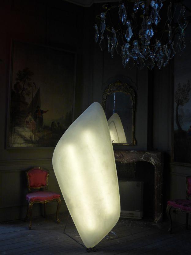 Lampe de  Gert van Dessel , Design Museum, Gand