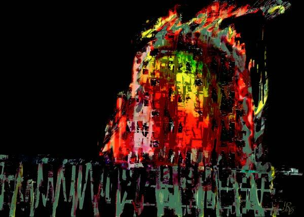 "Arde el Windsor ""Derrumbe"" , 2006"