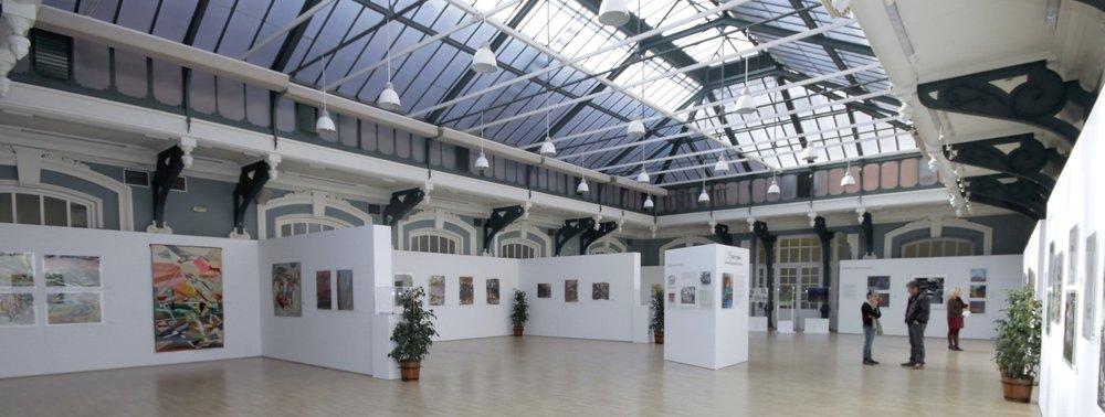 Foto de la exposición   YR desde el grabado   (Foto de Jesús Pozo)