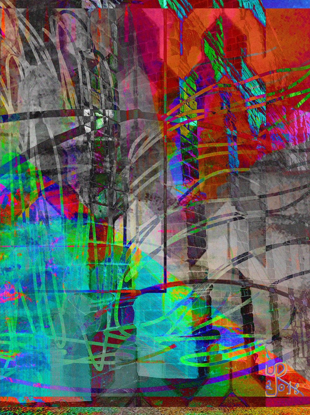 Testigo  Digital C-Print, 67 x 50 cm