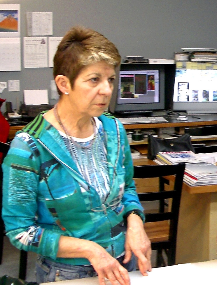 YR at Art & Soul digital studio (2005)