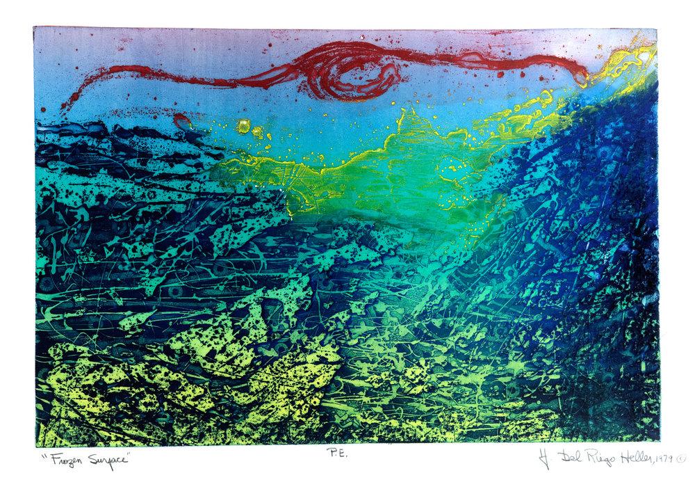 Frozen Surface , SP