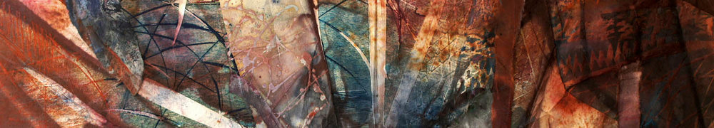 Detail from   Terracotta Landscape   (1995)