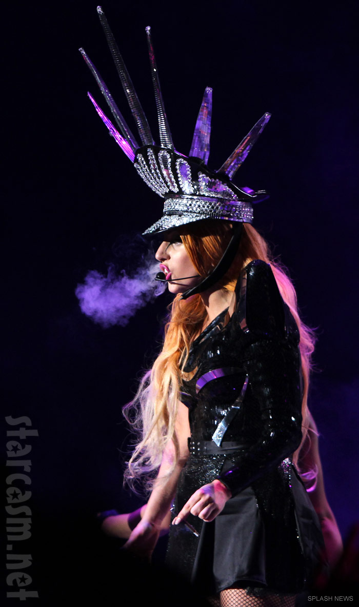 Lady_Gaga_Born_This_Way_Ball_costume_biker