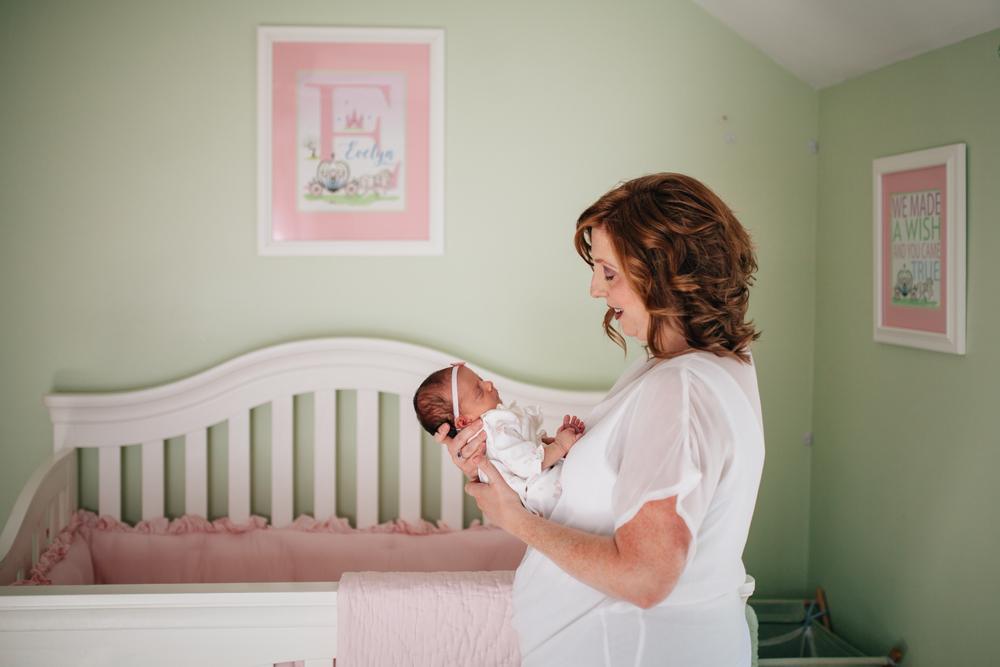 Carrie Hall Photography || Lifestyle Newborn Photographer