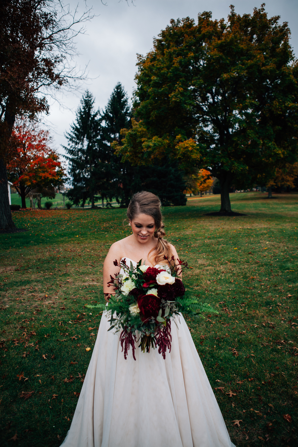 Carrie Hall Photography || Brookside Farms || Ohio Wedding Photographer