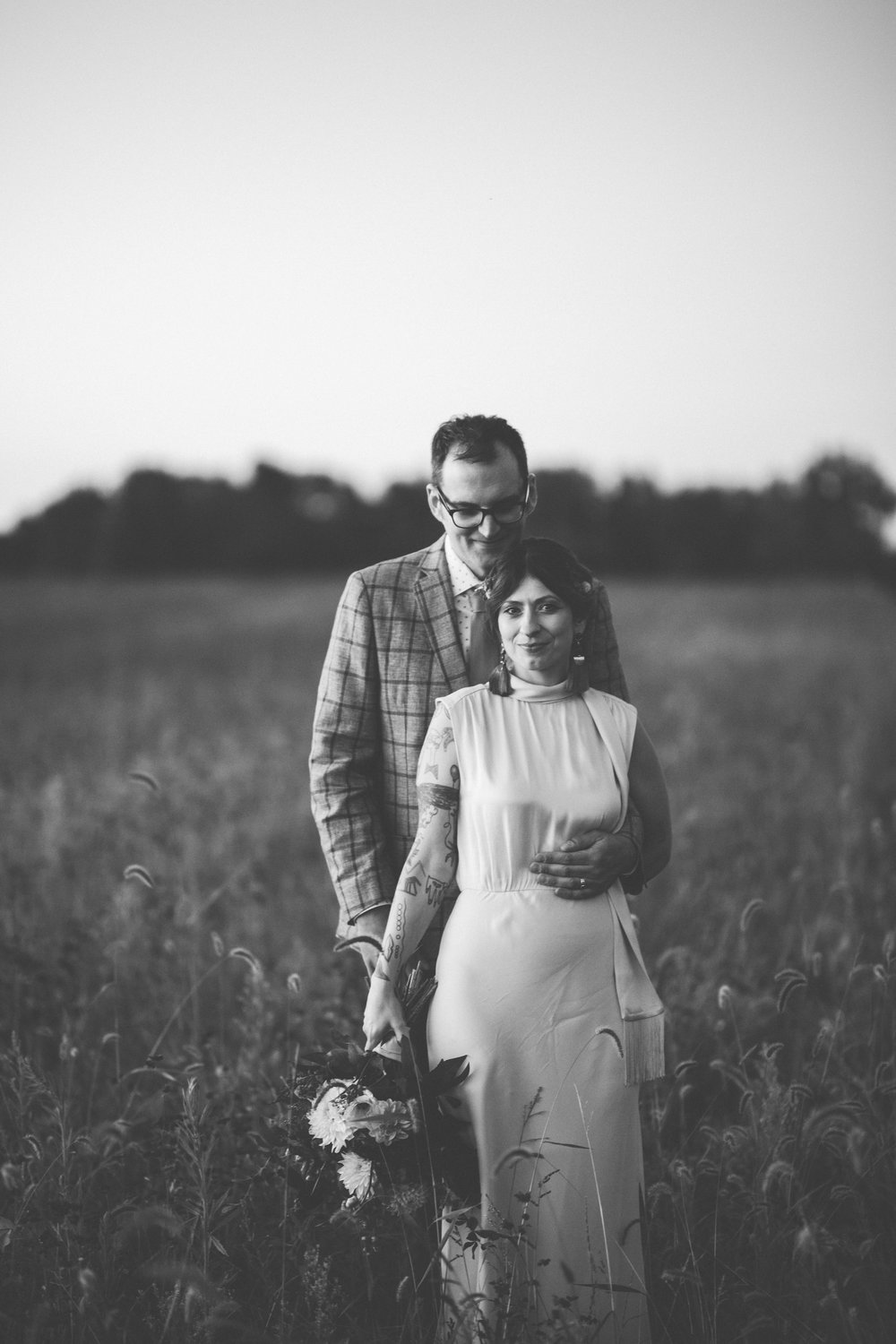 Carrie Hall Photography // Cleveland, Ohio // Lifestyle and Documentary Wedding Photographer