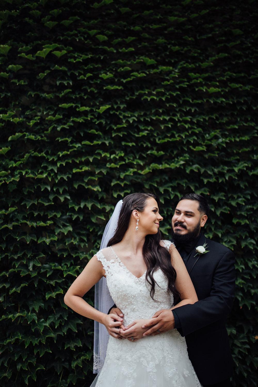 Carrie Hall Photography // Cleveland, Ohio  // Wedding Photographer // Cleveland Botanical Gardens