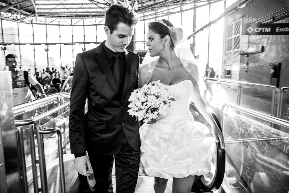 Casamento em lugares inusitados
