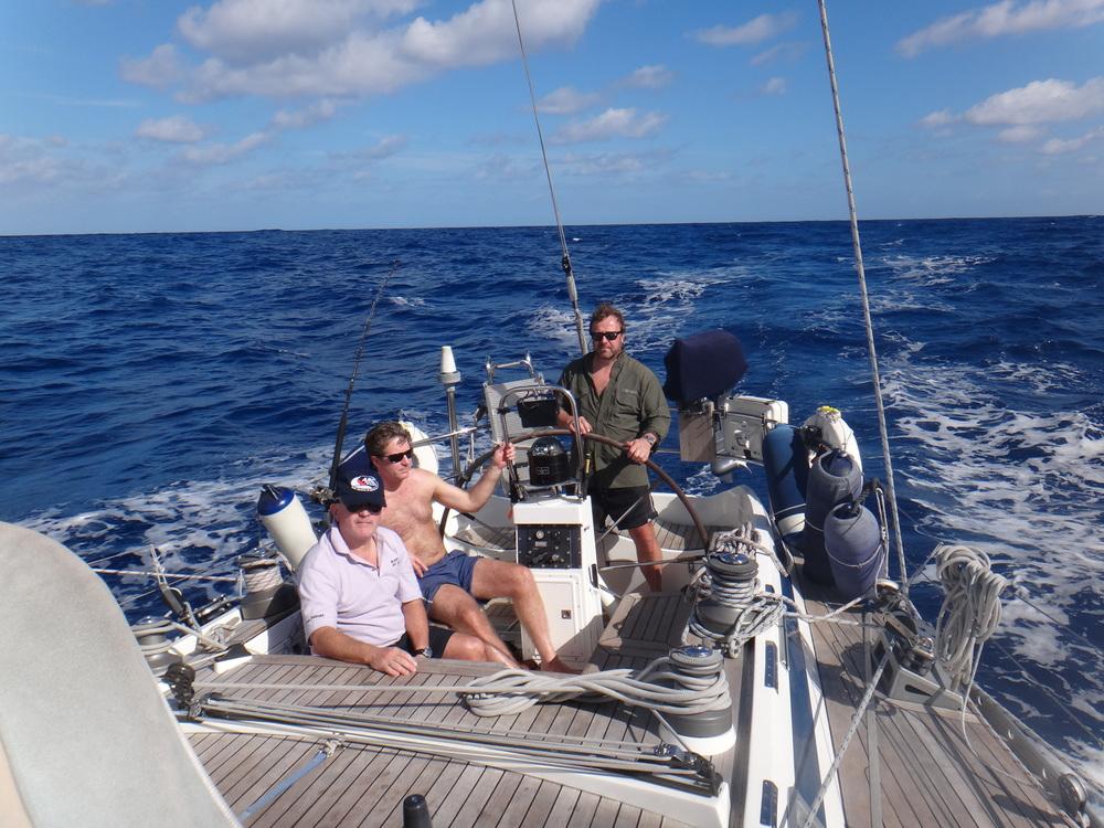 Wonderful day's sailing!