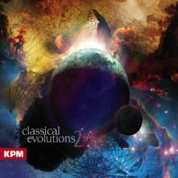album cover for classical evolutions 2