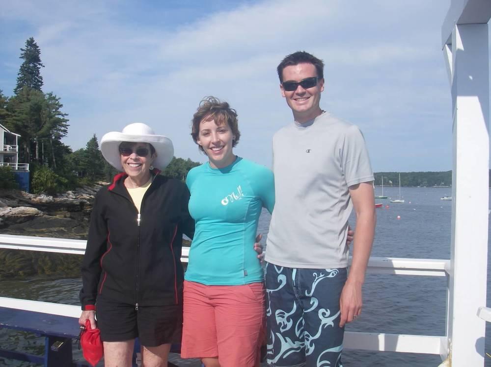 Joyce Hubbard, Leslie and Andrew.jpg
