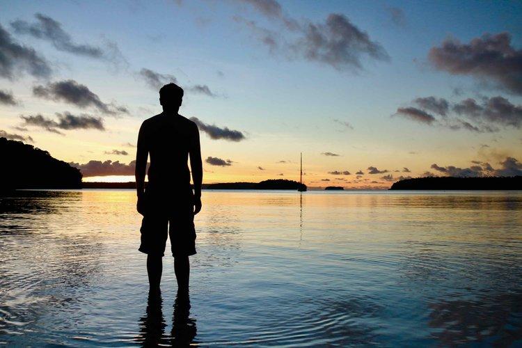 Tongan Watching Sunset.jpeg