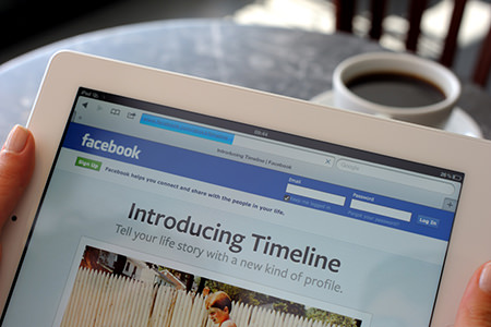 Five Tips for Using Facebook
