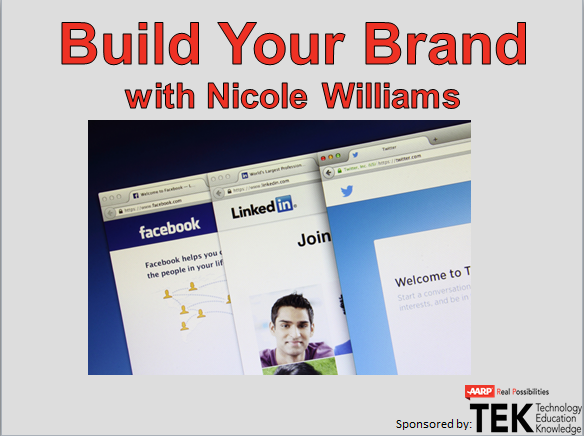 Build Your Brand Nicole Williams provides practical strategies on how to navigate LinkedIn by creating a profile, making connections, building recommendations, and following industry trends. -