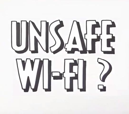 Unsafe WiFi